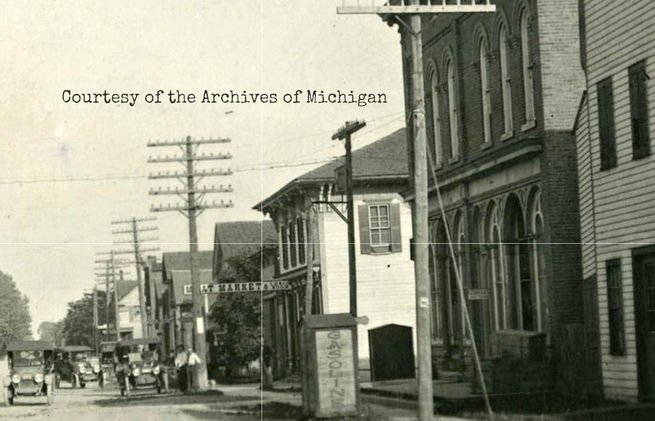 Courtesy of the Archives of Michigan